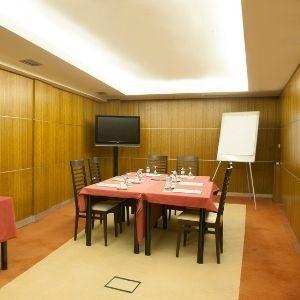 Sala de Reunião Madrid Turim Europa